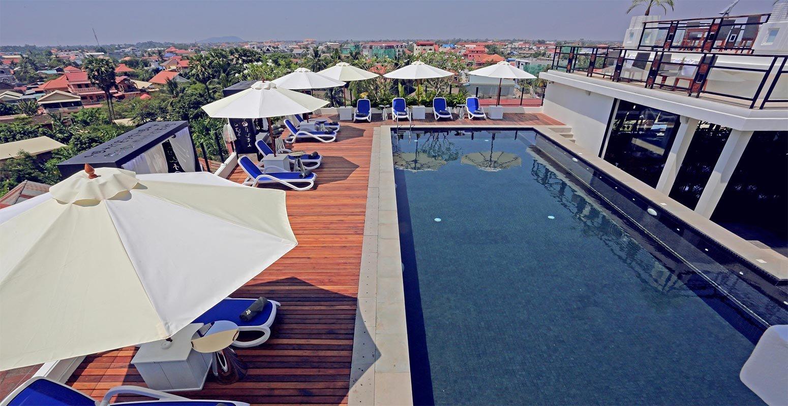 - Hari Residence & Spa